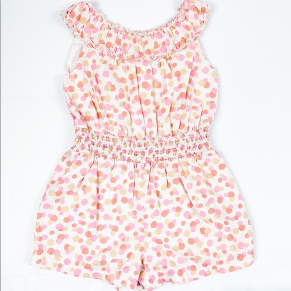 Old Navy Other - Old Navy Polka Dots Romper 2T